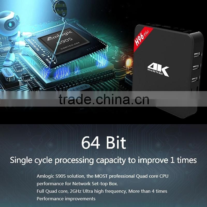 Hot Selling Product 2016 Android TV Box 2GB RAM 16GB ROM Digital Satellite Receiver Digital Set Top Box