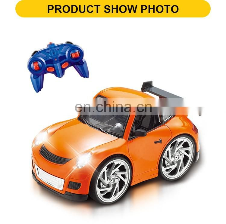 New design remote control rc kids smart metal car