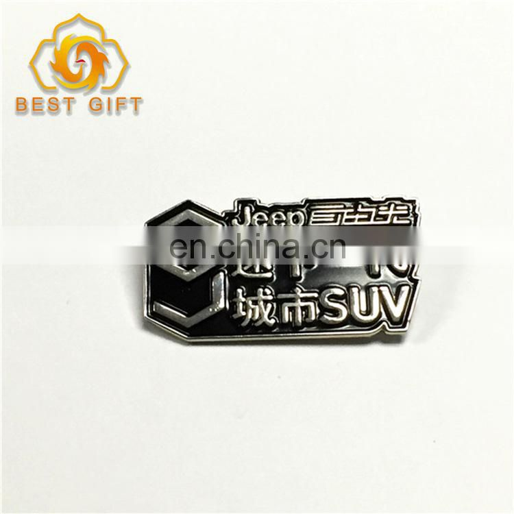 High Quality Cheap Custom Die-casting Craft Badge For Souvenir