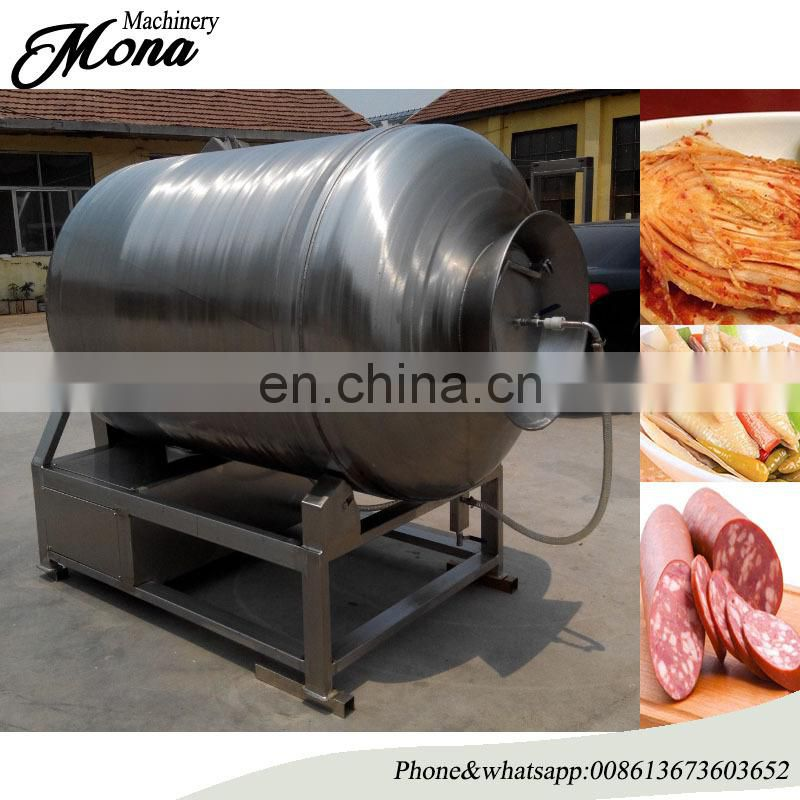 Vacuum Chicken Meat Tumbler Marinating Tumbling Machine