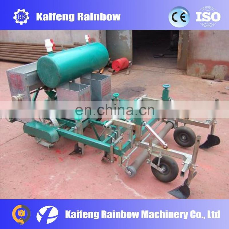 Automatic high efficient vegetable seed planter for sale