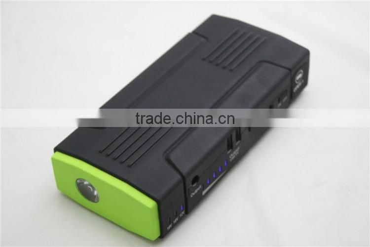 Utility Vehicles Emergency Start Power Supply 12V Portable Car Starting Standby Power Source Dual USB