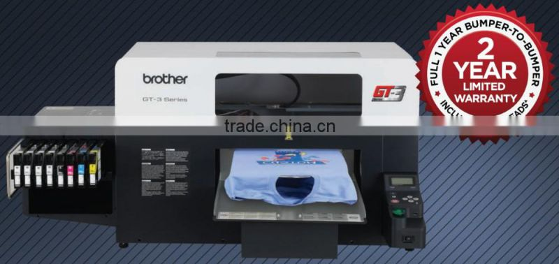 best t-shirt printing machine Brother GT-3(GT-341/361/381