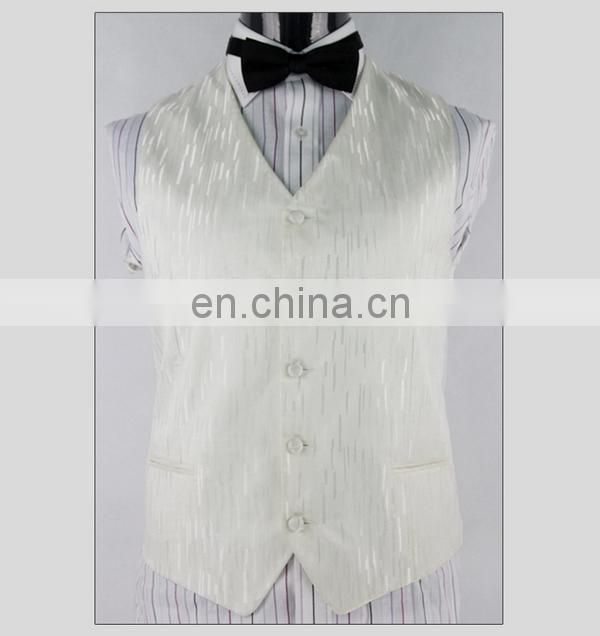 Economic stylish men's fashion vest suit
