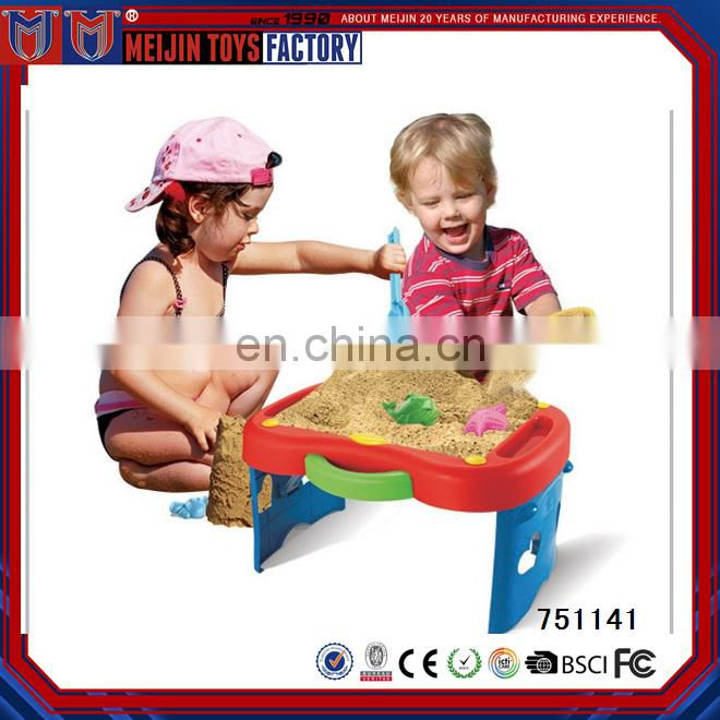 Meijin educational beach table toys for kids wholesale
