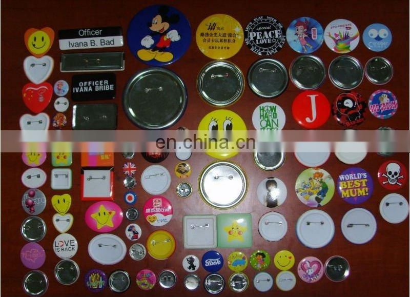 Round Button badge