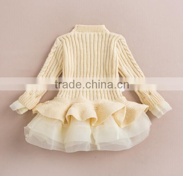 Wholesale Girls Sweater Dress