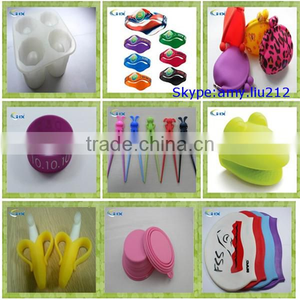 G-2014 Various Shape 100% Food Grade Wine Silicone Rubber Stopper And Silicone Bottle Stopper