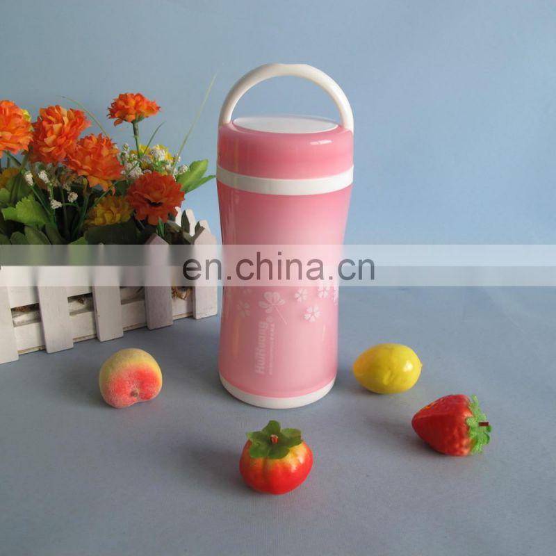 2014 new product colorful 300ml plastic cup