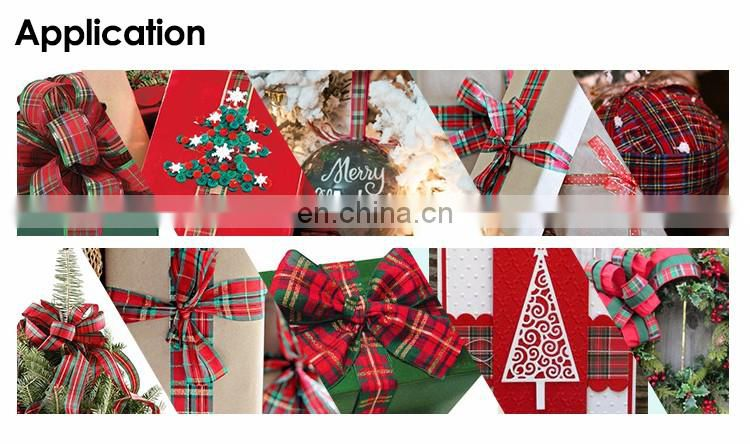 Holiday Decorations Customizable Christmas Nastro