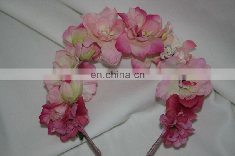 Floral Fairy Garland Head Band