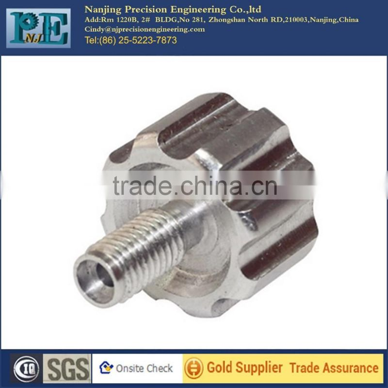 China manufacturer export cnc turning motorcycle spare parts