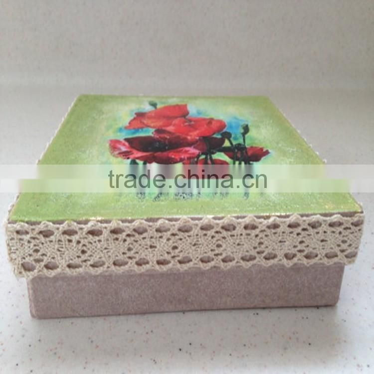 New Design Foldable Package Box /Moon cake gift box/ Paper Gift Box