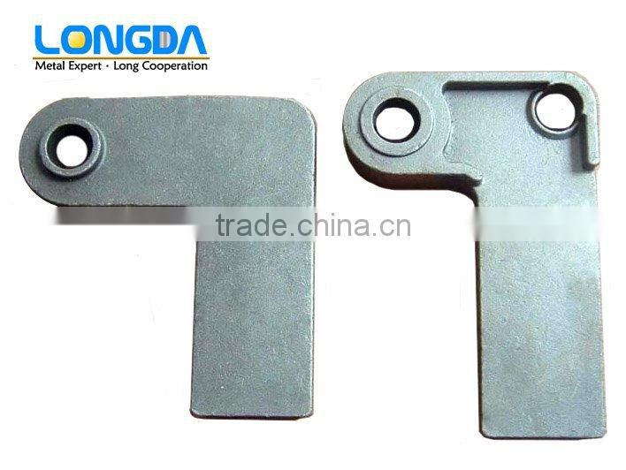 Forged connecting rod for Agriculture machine