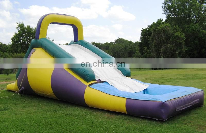 2017 giant inflatable water slide for adult,largest water slide