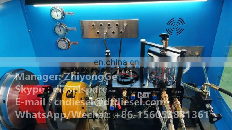 CR819 DIESEL COMMON RAIL   INJECTION PUMP TEST BENCH for  320D/HEUI PUMP