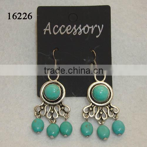 Turquoise Earing New Style Design Fashion Earring
