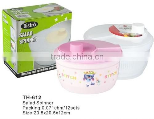Hot Sale and High Quanlity Salad Spinner TH-612