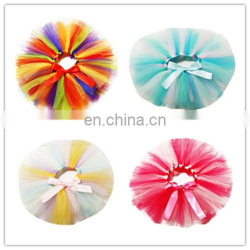 20D Knitted Nylon Tutu Tulle Mesh Fabric