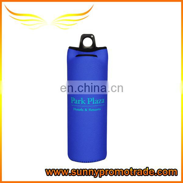 high quality custom bottle holder, neoprene water bottle sleeve