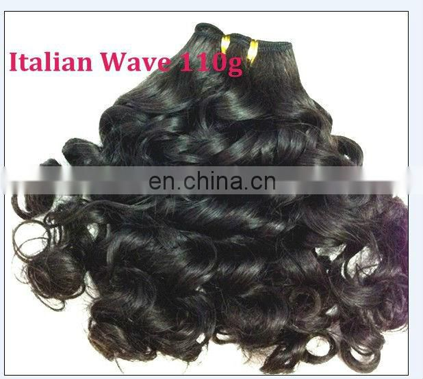 New Arrive 6A Virgin Hair Best Quality Loose Wave Pissy Curl