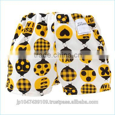 infant products high quality cute baby swimming wear with leak gurad pattern kid wear toddler clothing children made in Japan