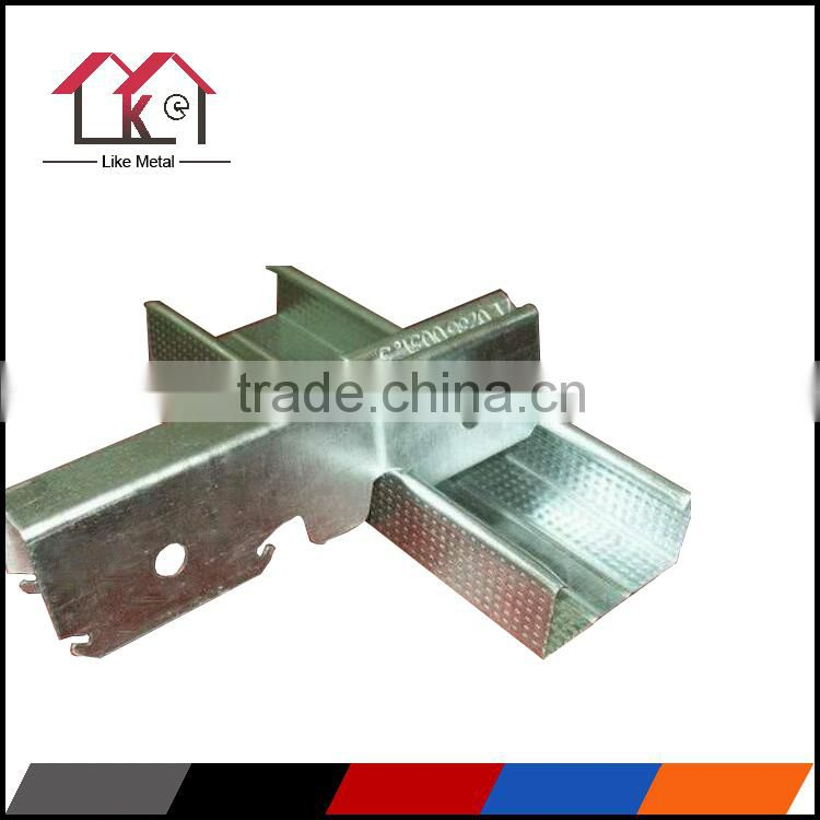 Main Channel Furring Channel Carrier Channel V Channel of