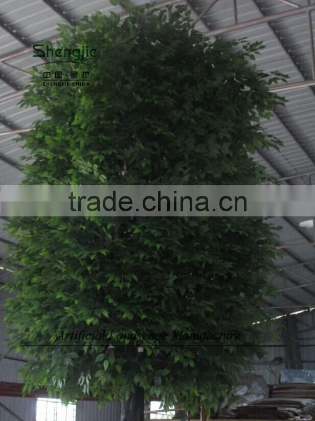 artificial banyan tree for decoration,fake banyan tree