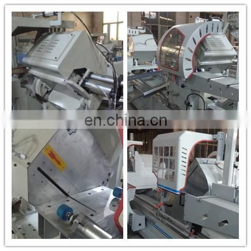 Double head aluminum cutting saw machine weed scissors  rolling good price