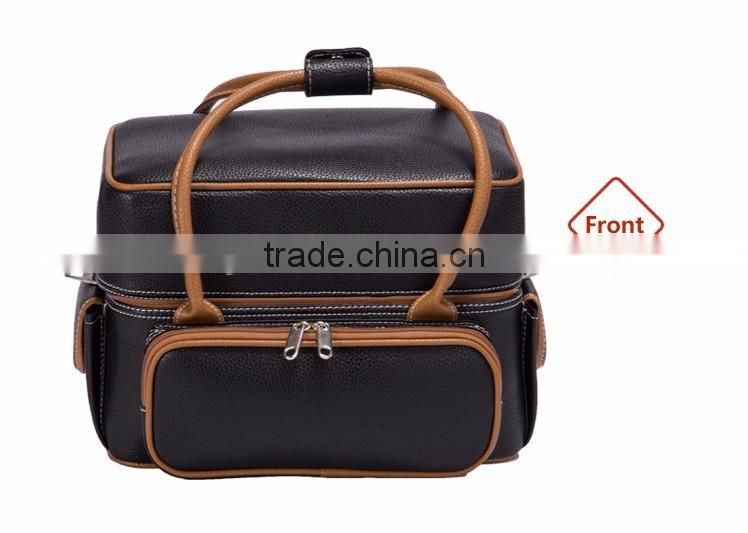 Bag Type Polyester Material Travel Cosmetic Toiletry Carrying Storage Case