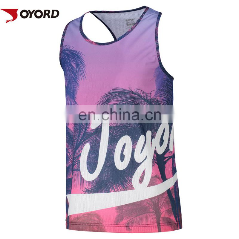 2017 breathable amazing wholesale running apparel