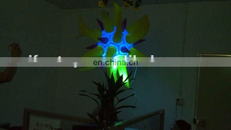 LED curve stage decoration
