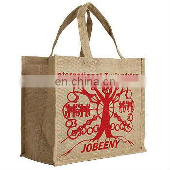 2013 economic and Promotional Jute Bag