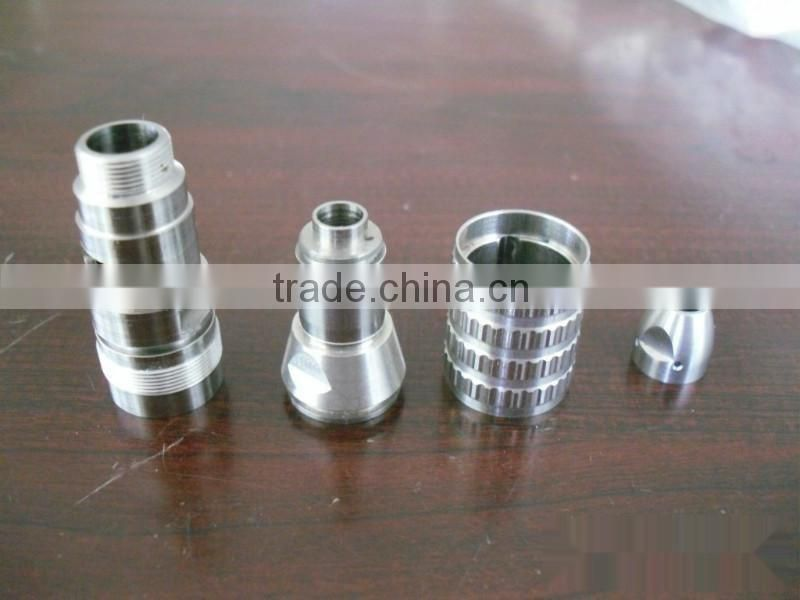 CNC machining parts OEM CNC computer lathe machine axis lathe customized products Custom Fabrication Services