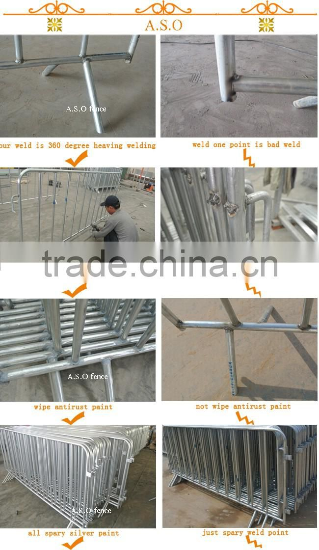Hot dipped galvanized steel decorative safety control