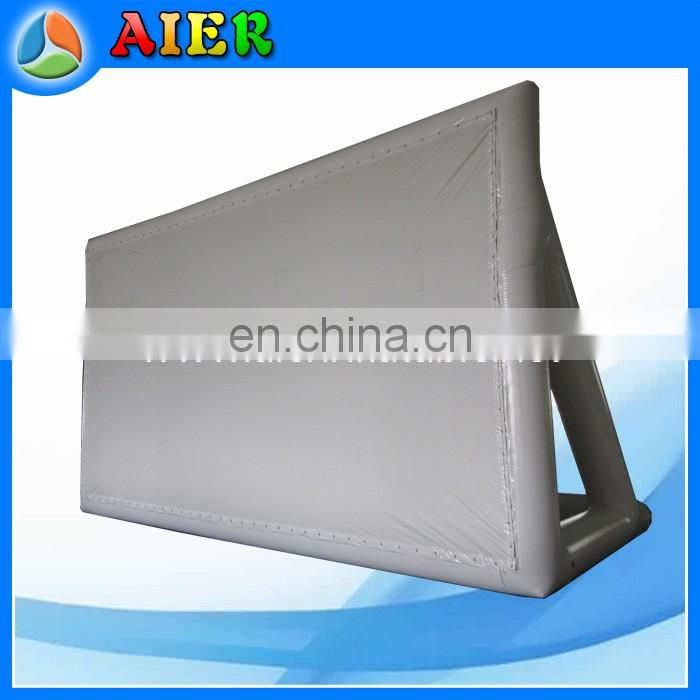 Outdoor inflatable screen outdoor advertising inflatable movie screen