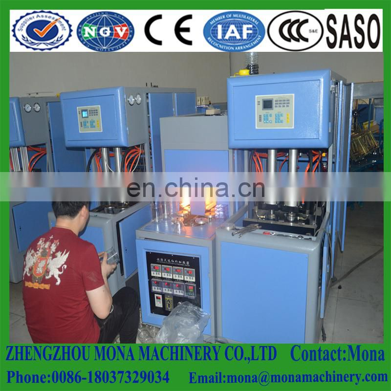 PET single stage stretch blow moulding machine machine/Stretch Blow Moulding/Plastic Bottle Making Machine with factory price Image