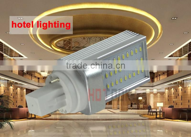 LED G24 2 Pin Downlight SMD 3014 6W Corn Lamp 55 LEDs