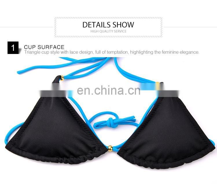 Floral factory price strapless sexy swimwear swimsuits mature