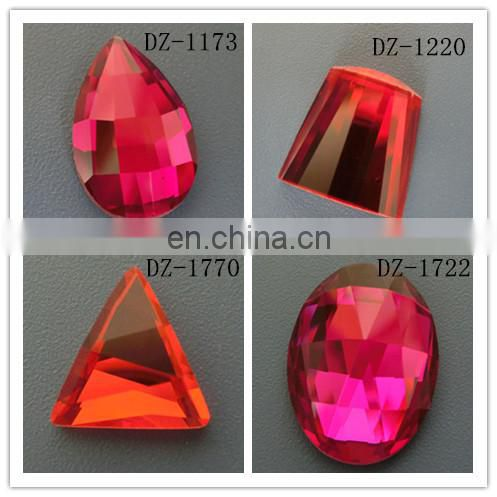 Faceted Glass Beads Wholesale Bulk From China Factory