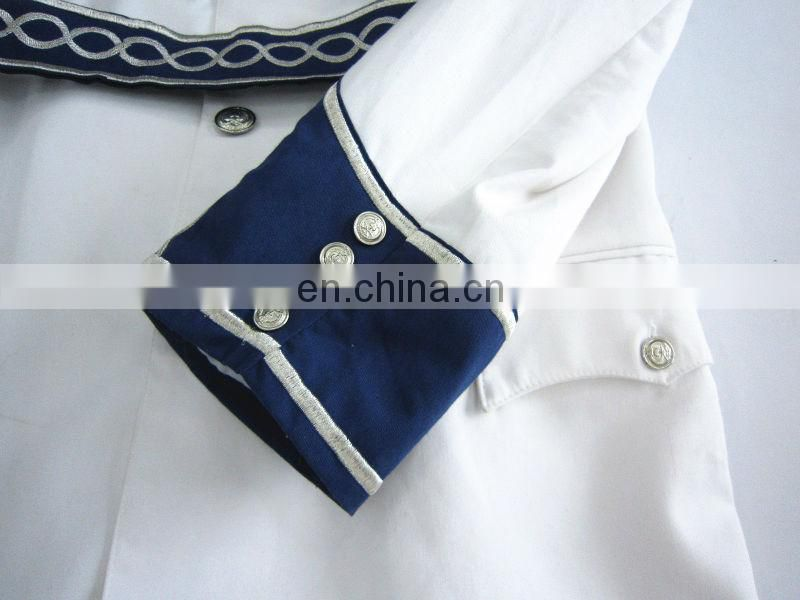 military band uniform