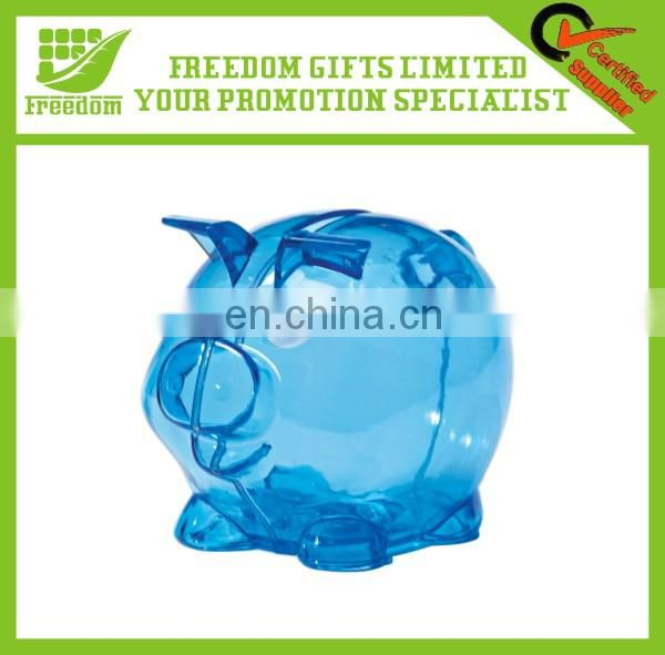 Logo Printed High Quality Unique Coin Banks Globe