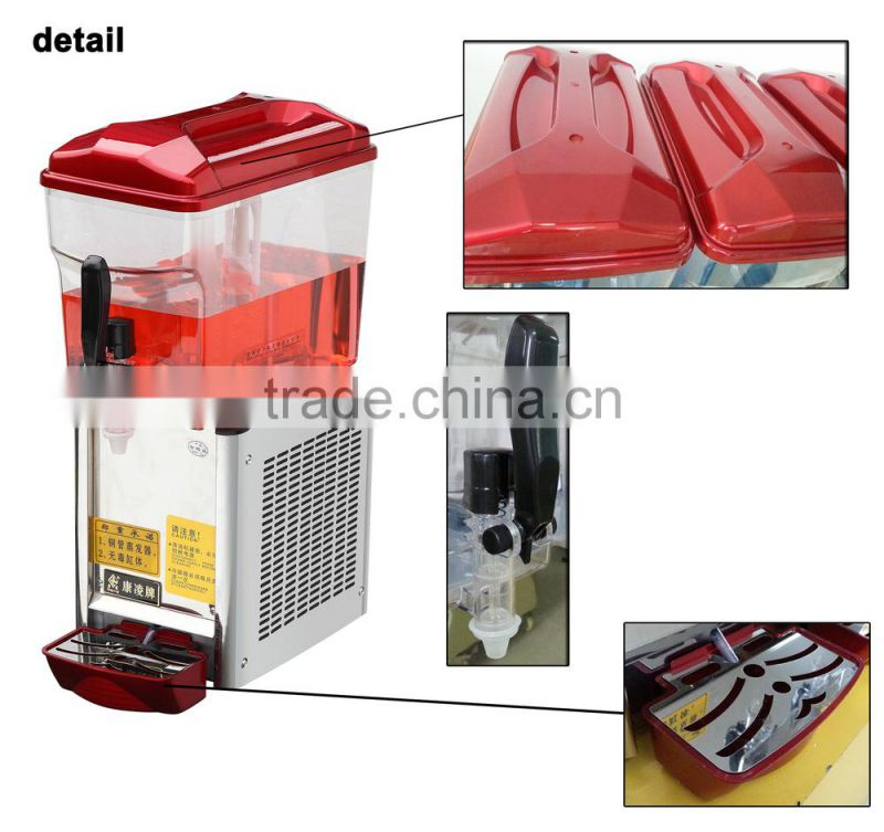 New Design Juice Dispenser 18L Beverage Cooling Machine