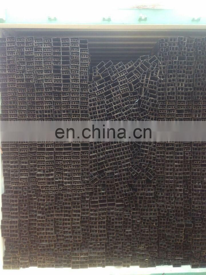 High quality 10x10 100x100 galvanized square hollow steel tube supplier