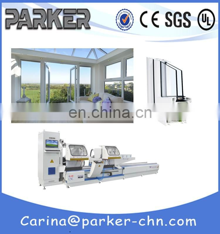 CNC Curtain Wall Auto Parts Milling Machining Center