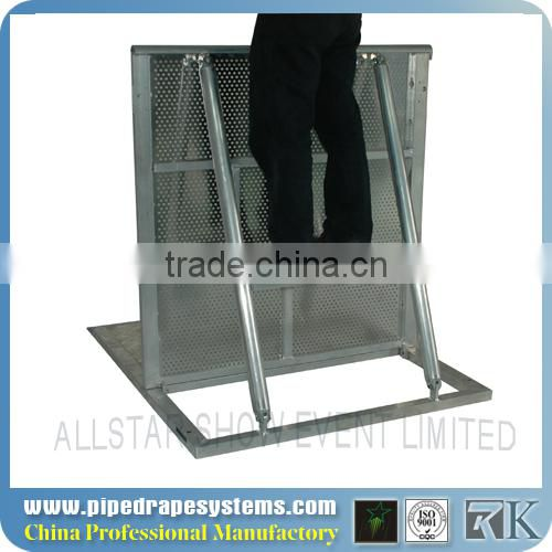 Event sliding door barrier,decorative barriers images - CROWD