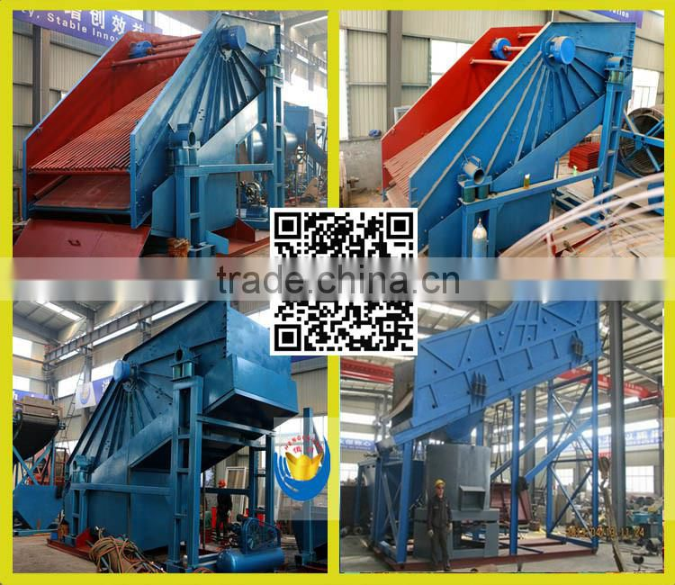 china gold vibrating screen