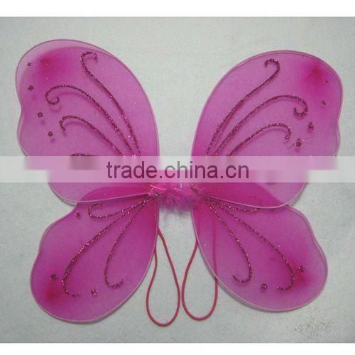 hot sale childrens fairy wings for costume
