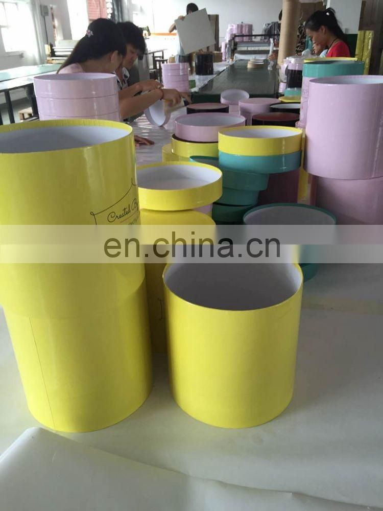 Shenzhen zeal-x packing new products luxury flower paper box