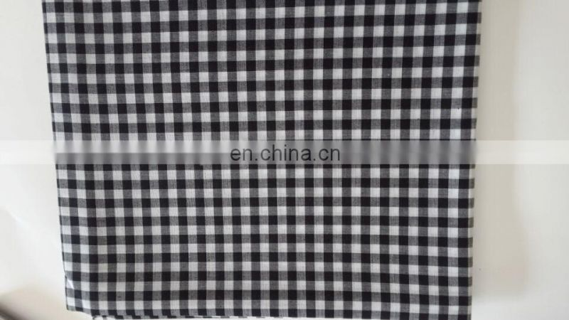 Various style Woven yarn dyed Gingham Check fabrics 1/2, 1/4, 1/8...1/24